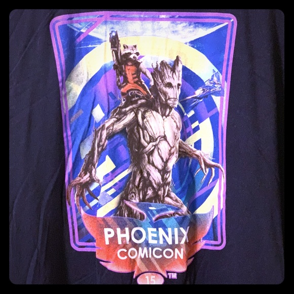 Marvel Other - Phoenix Comic Con Guardians of the Galaxy T-shirt